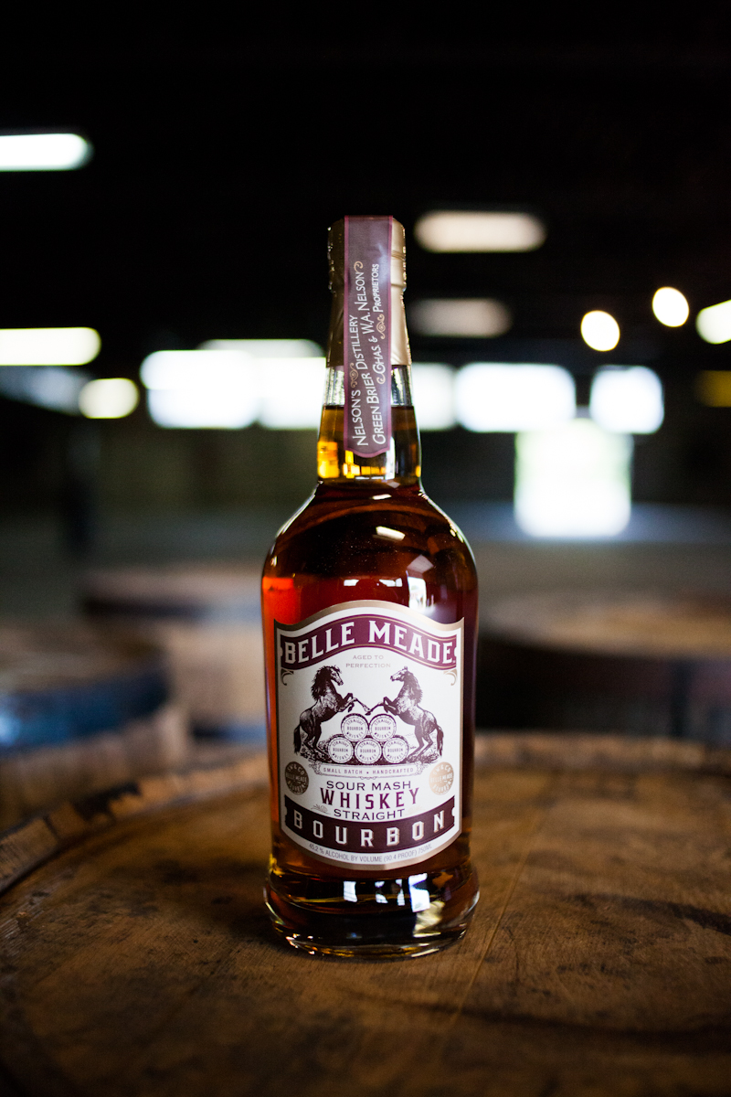 Nelson's Green Brier Belle Meade Bourbon
