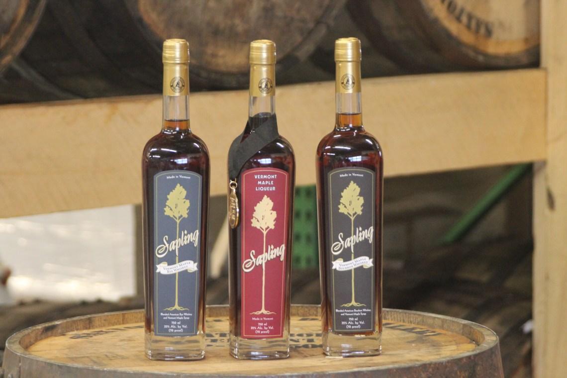 Sapling Vermont Maple Bourbon