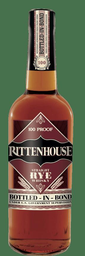 Rittenhouse Straight Rye Whisky Bottled in Bond