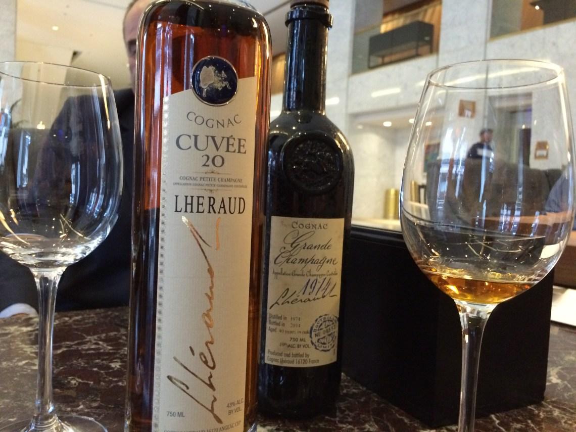 Cognac Lheraud Cuvee 20 (2014 Bottling)