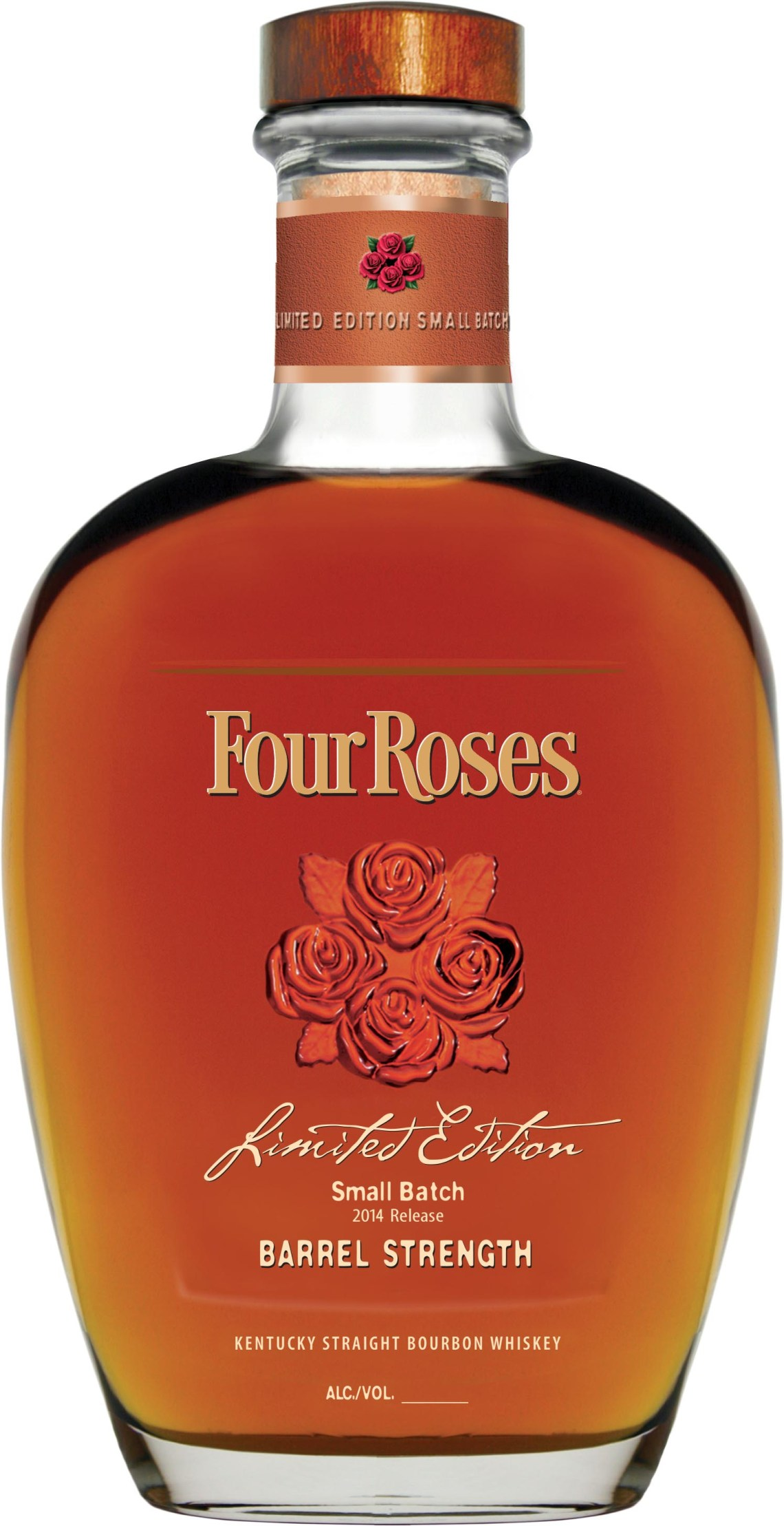 Four Roses Limited Edition Small Batch Bourbon 2014 Edition