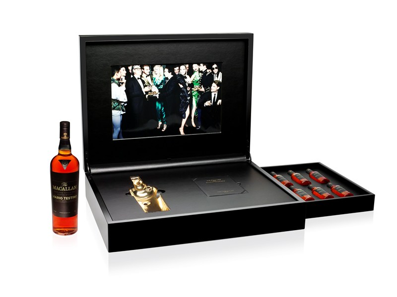 The Macallan Masters of Photography: Mario Testino Edition