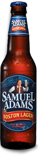Sam Adams White Christmas.Samuel Adams Boston Lager
