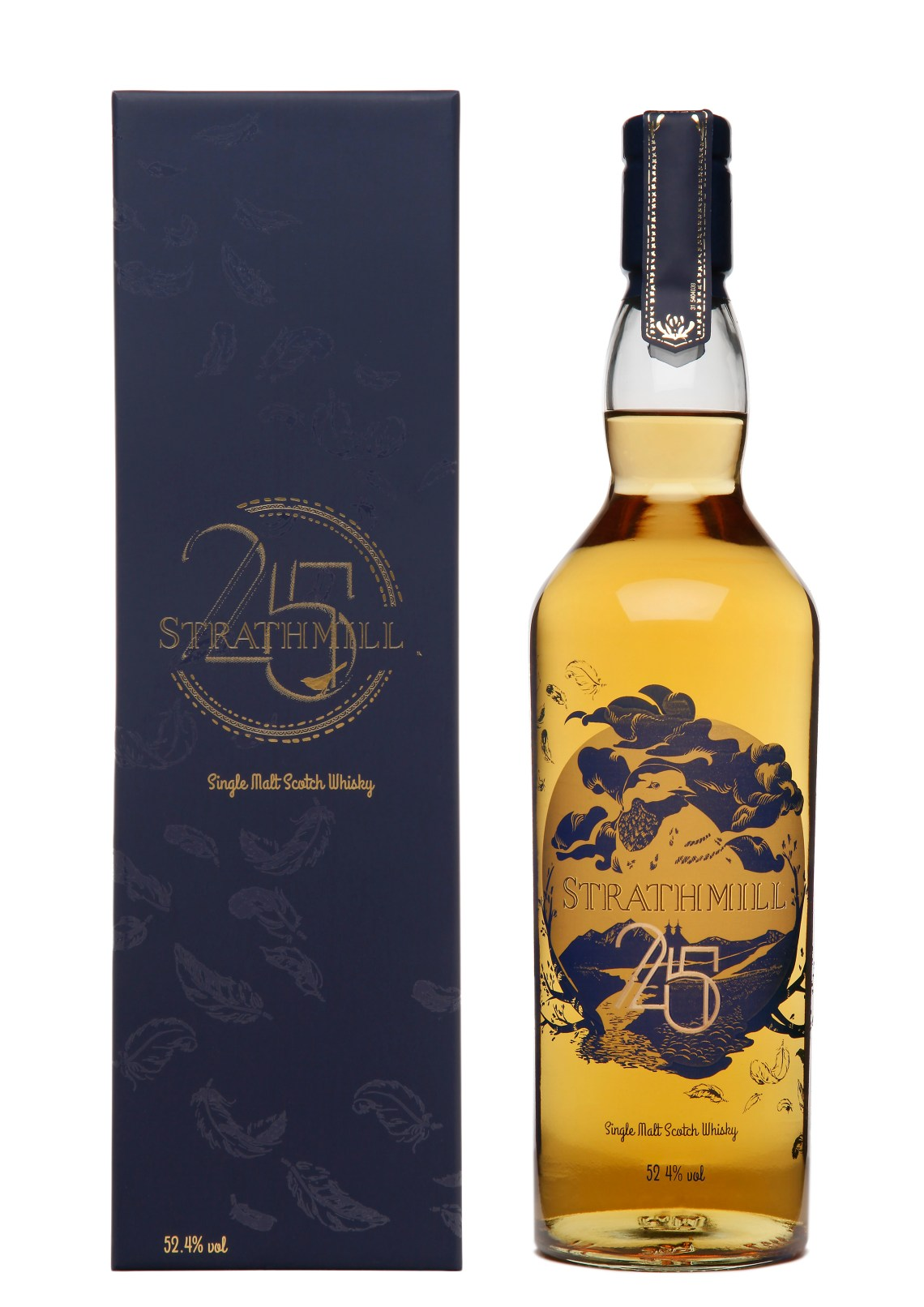 Strathmill 25 Years Old Limited Edition 2014
