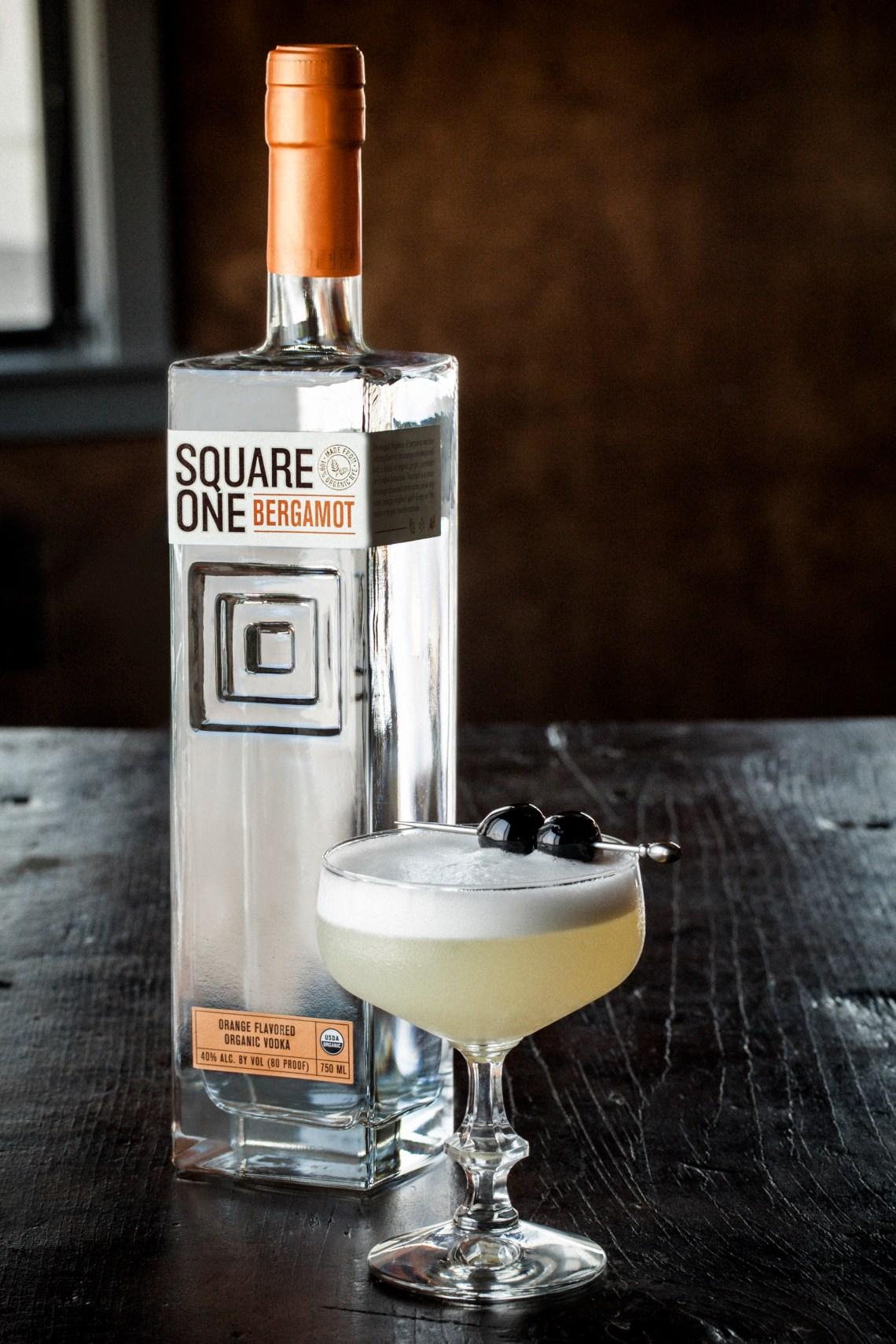 Square One Bergamot Vodka
