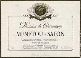 2013 Domaine de Chatenoy Menetou-Salon