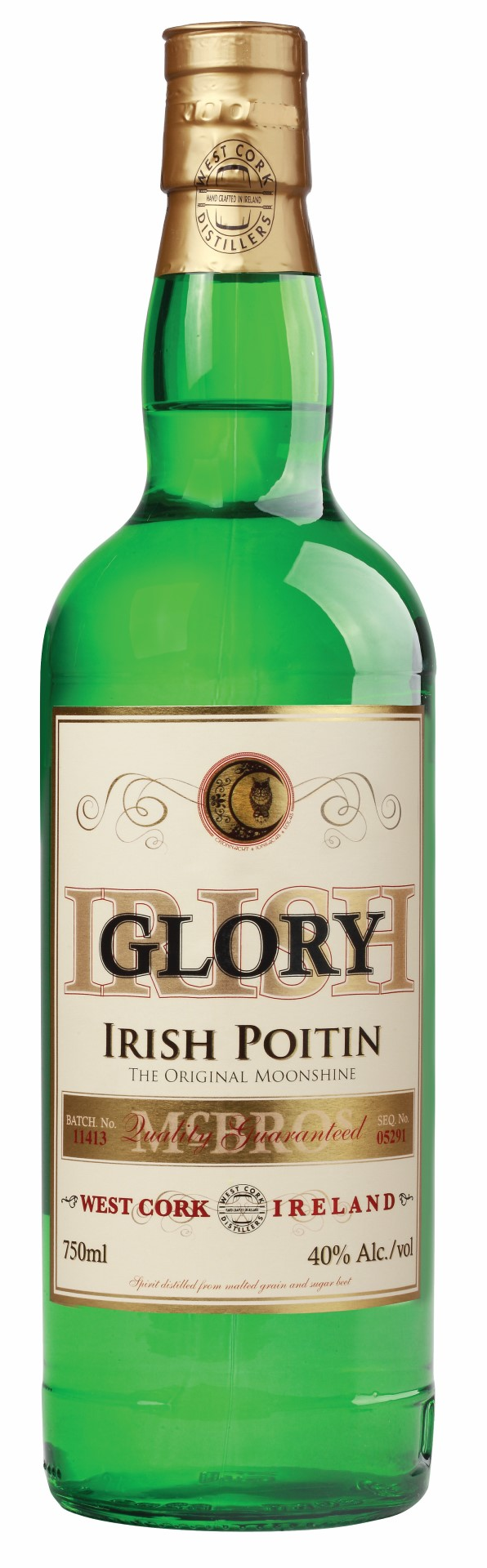 Glory Irish Poitin
