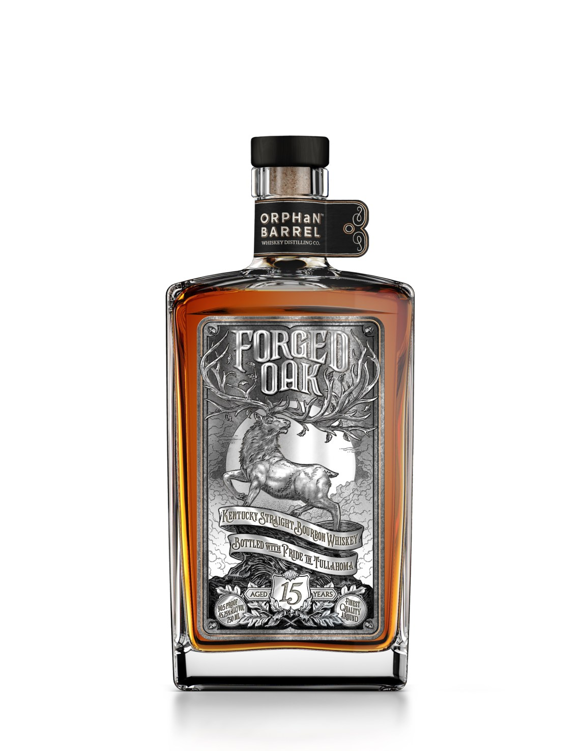 Diageo Orphan Barrel Project Forged Oak Bourbon 15 Years Old