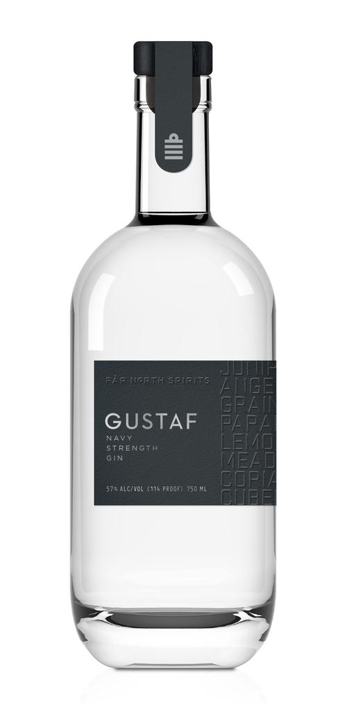 Far North Spirits Gustaf Navy Strength Gin