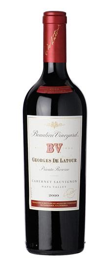 2010 Beaulieu Vineyard Georges de Latour Cabernet Sauvignon