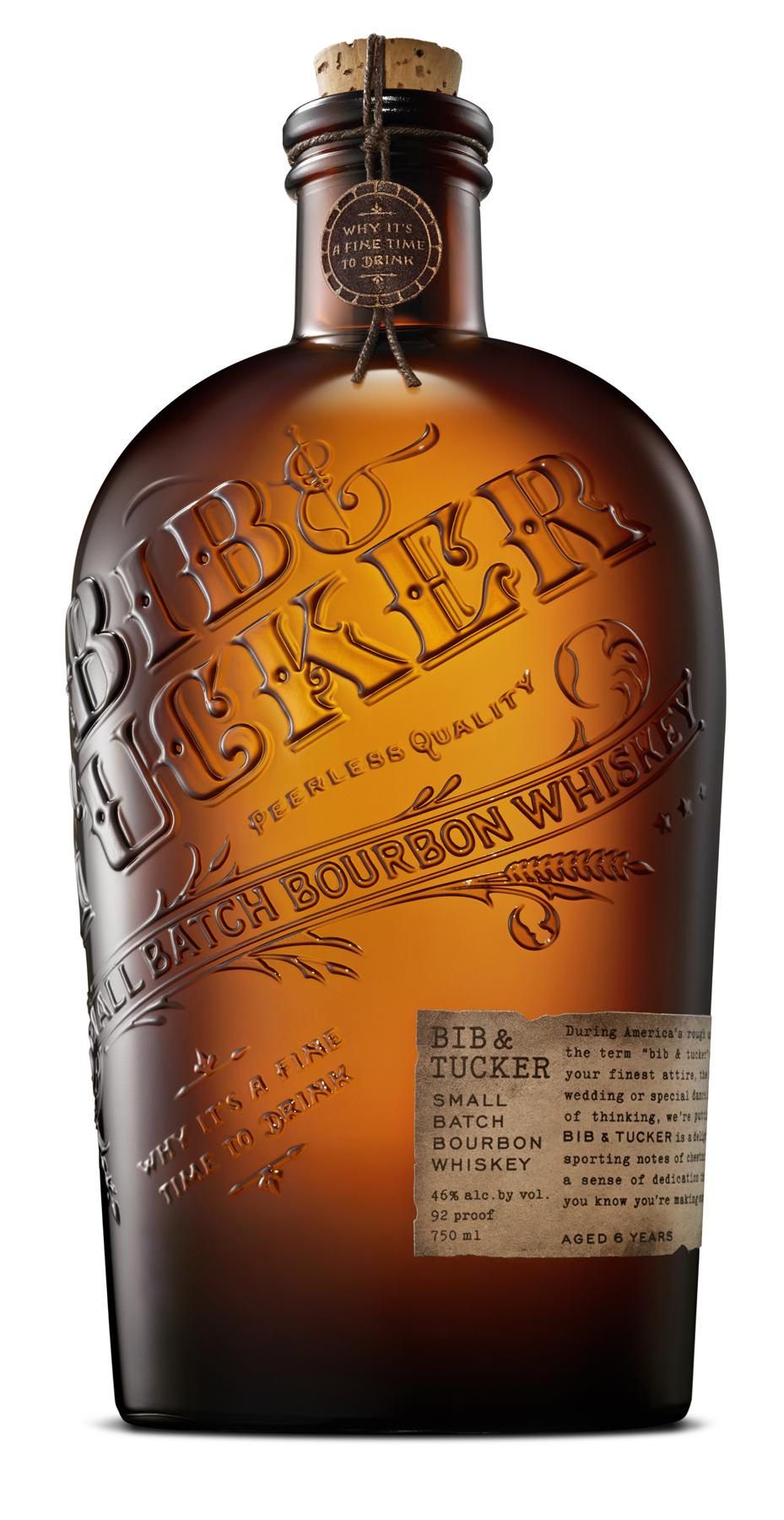 Bib & Tucker Small Batch Bourbon 6 Years Old