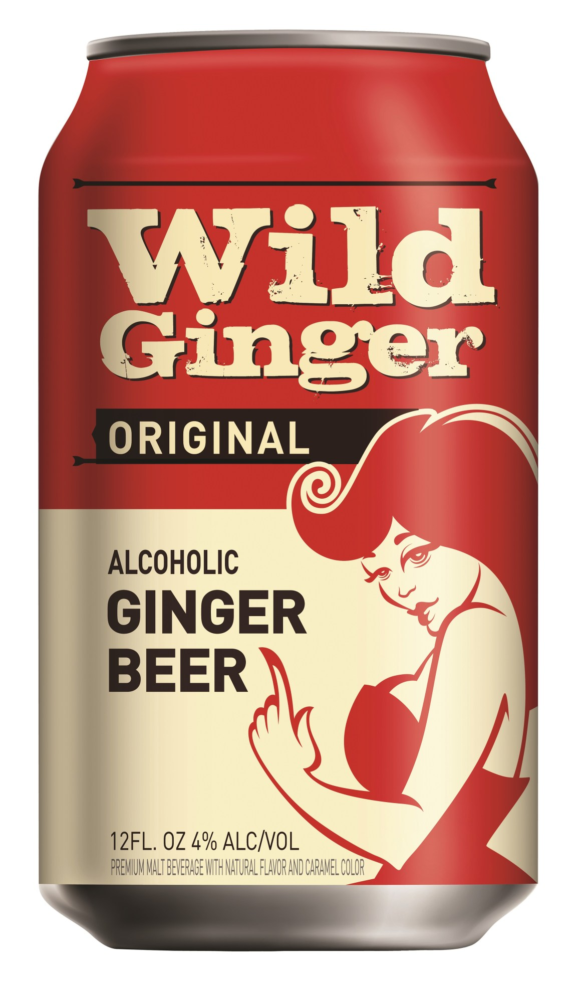 Wild Ginger Original Alcoholic Ginger Beer