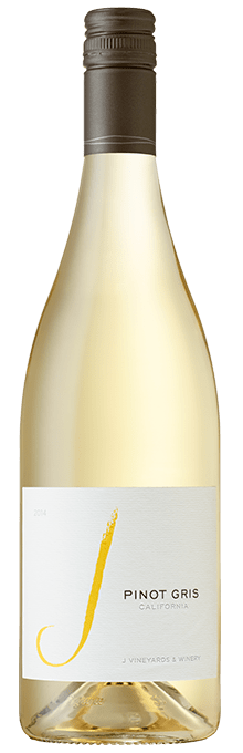 2017 J Vineyards Pinot Gris California