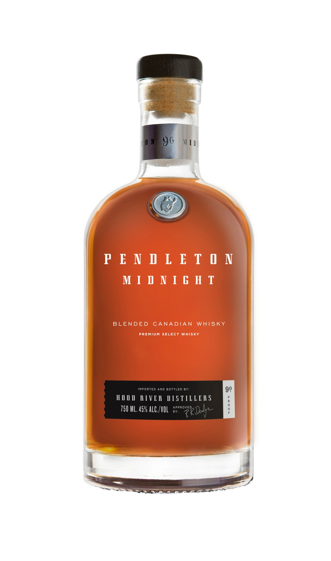 Pendleton Midnight Canadian Whisky