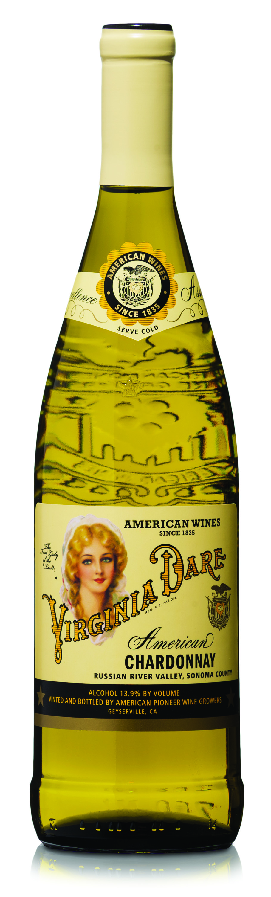 2014 Virginia Dare Chardonnay Russian River Valley