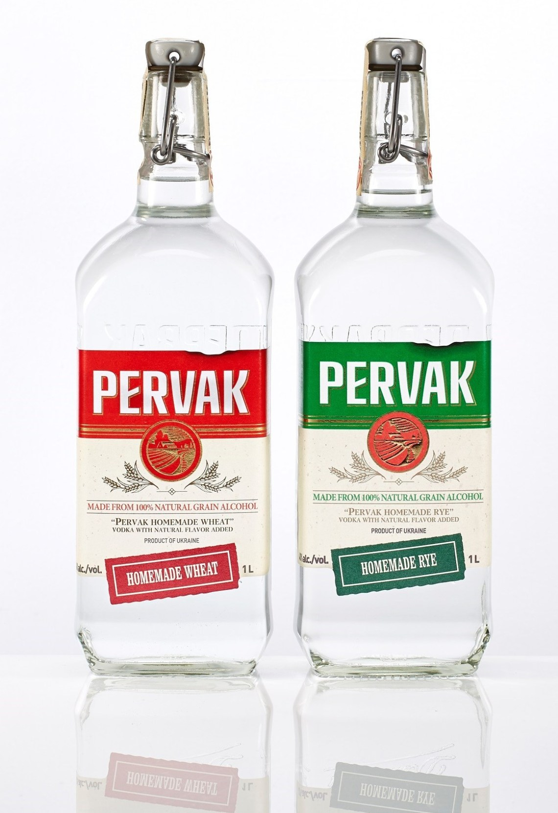 Pervak Vodka Homemade Wheat