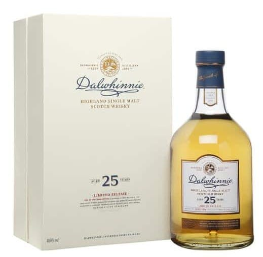 Dalwhinnie 25 Years Old Limited Edition 2015
