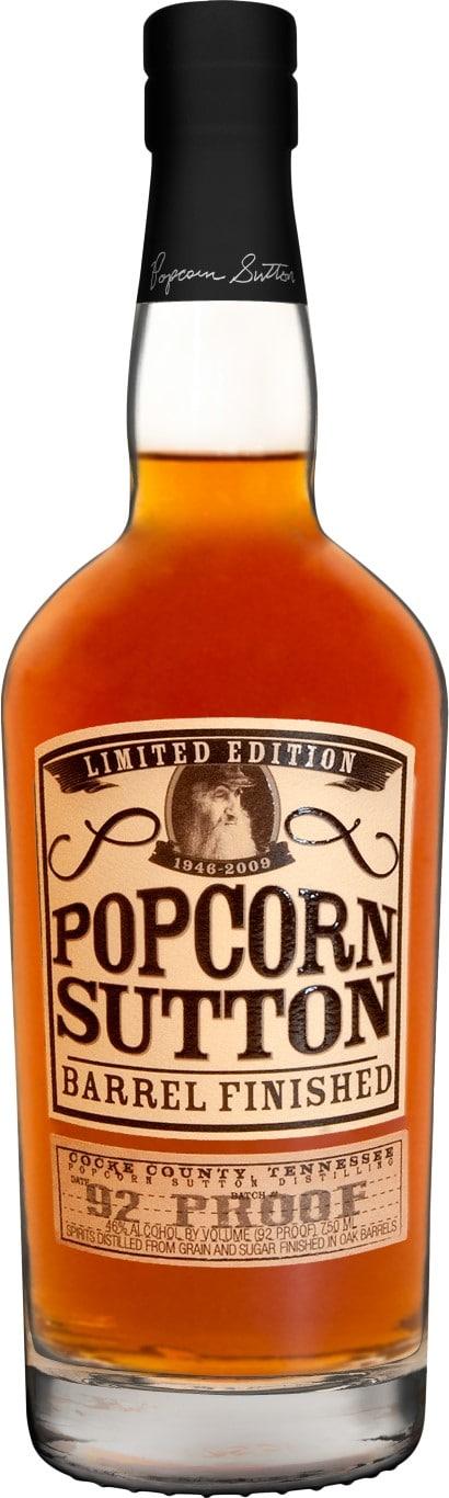 Popcorn Sutton Barrel Finished Moonshine