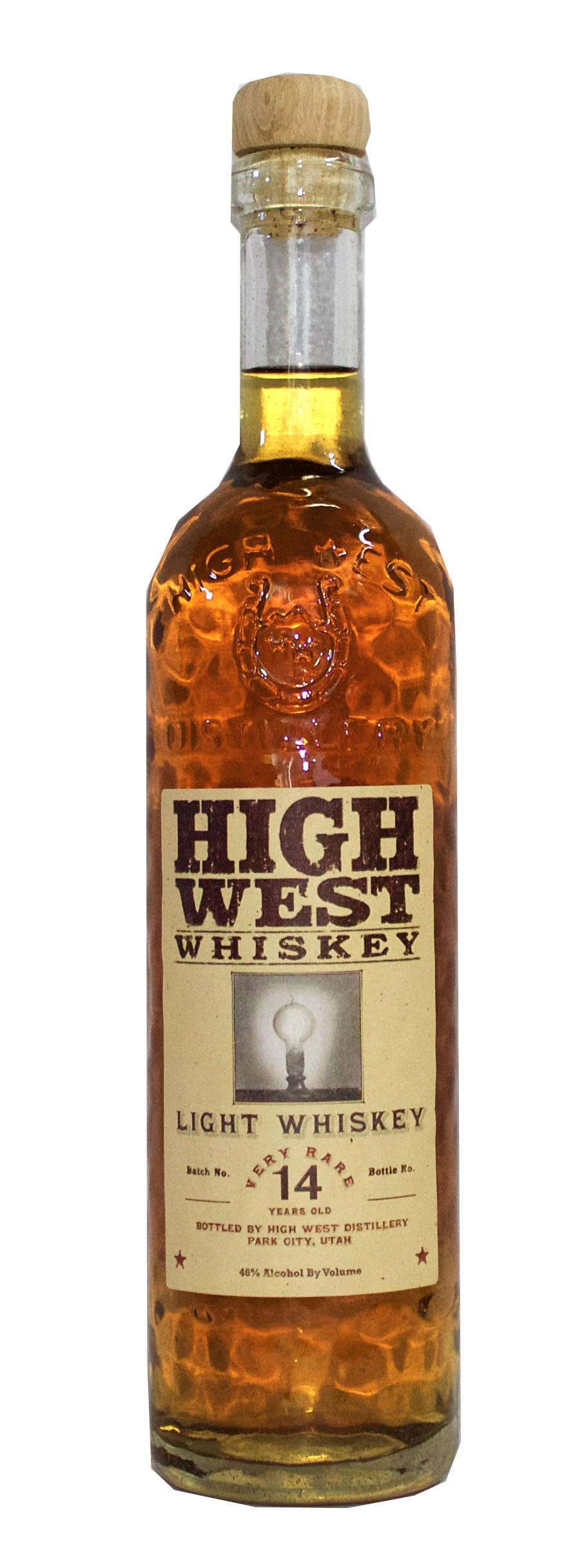 High West Light Whiskey 14 Years Old