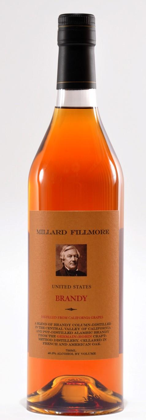 Craft Distillers Millard Fillmore U.S. Brandy