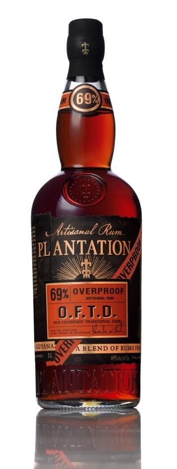 Plantation O.F.T.D. Rum