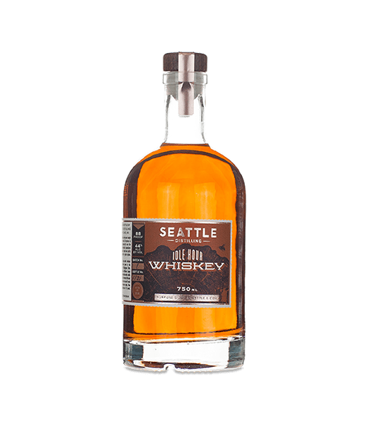 Seattle Distilling Idle Hour Whiskey