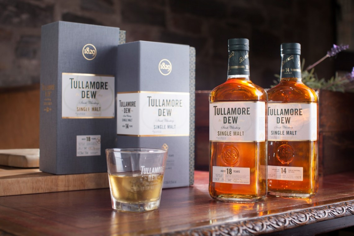 Tullamore D.E.W. Single Malt 18 Years Old