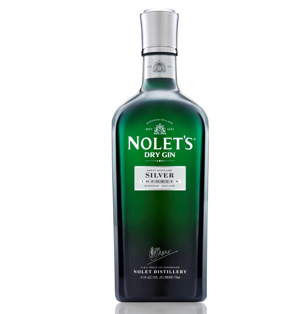 Nolet's Silver Dry Gin (2016)