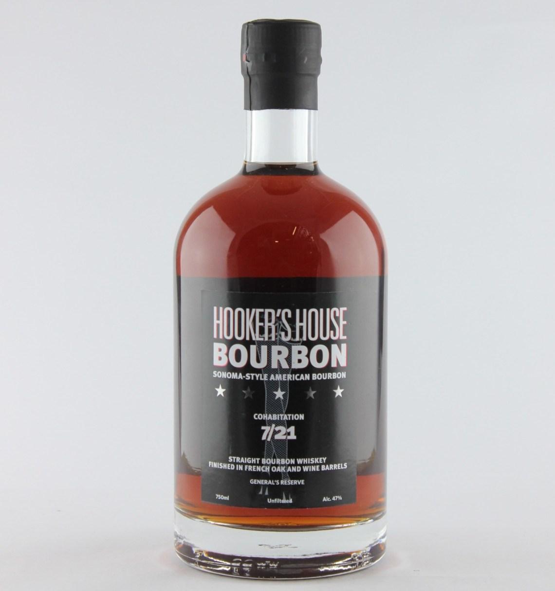 Hooker's House Bourbon Cohabitation 7/21