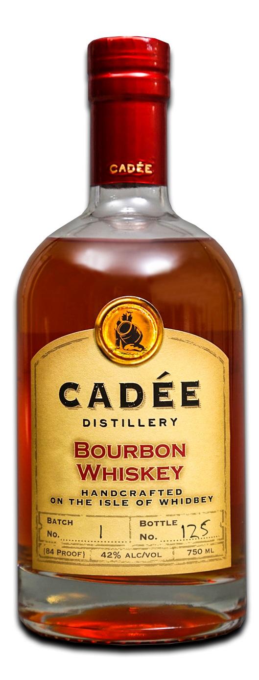 Cadee Distillery Bourbon Whiskey