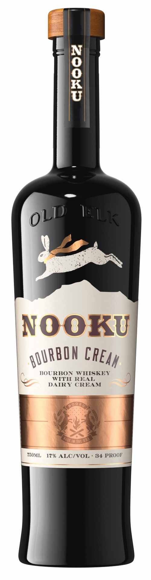 Nooku Bourbon Cream