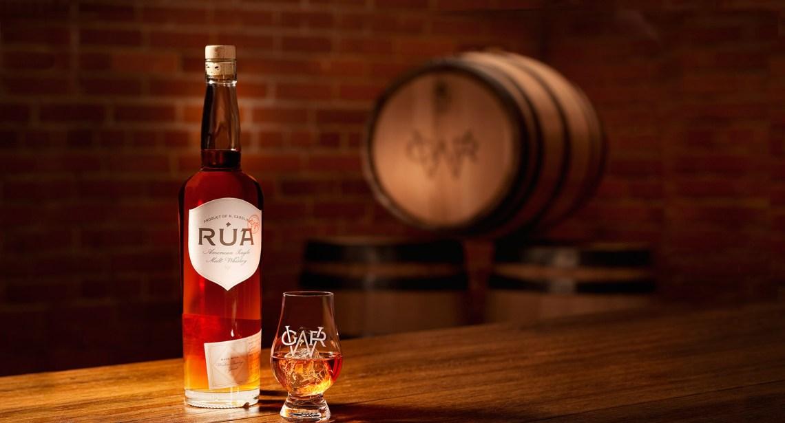 Rua American Single Malt Whiskey