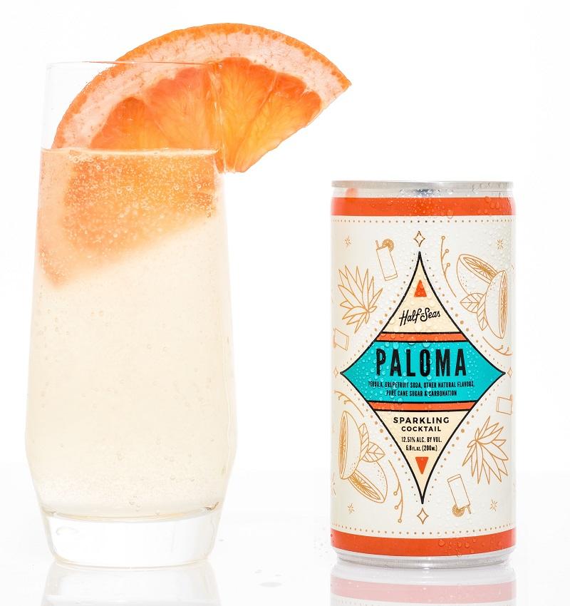Half-Seas Sparkling Paloma