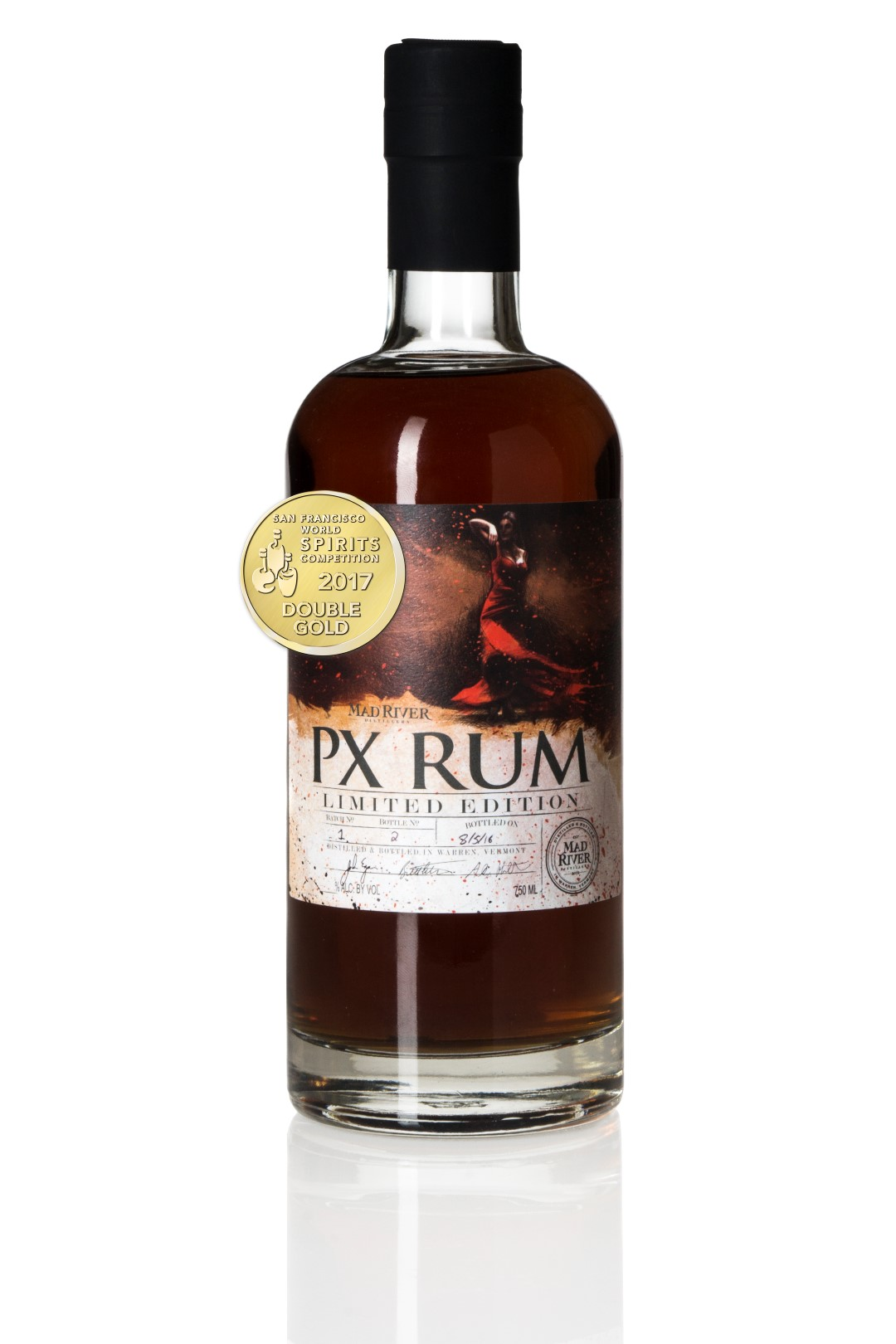 Mad River PX Rum Limited Edition