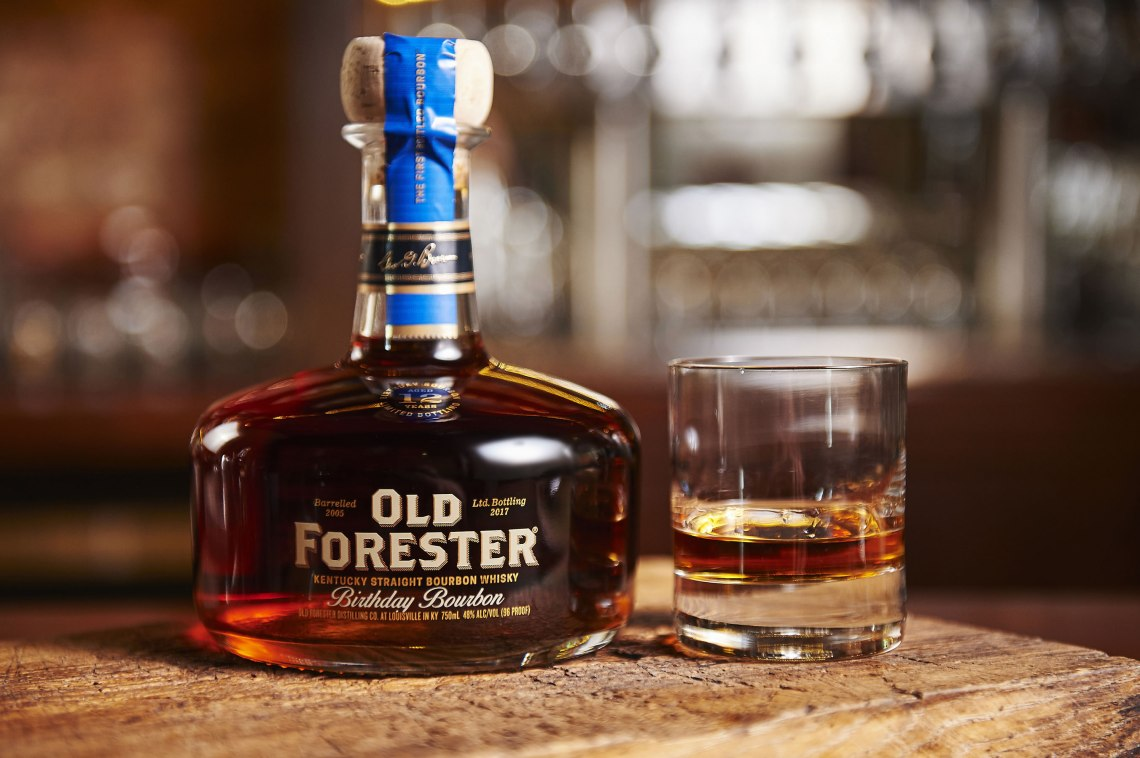 Old Forester Birthday Bourbon 2017 Edition