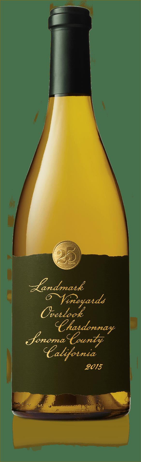 2011 Landmark Vineyards Overlook Chardonnay Sonoma County