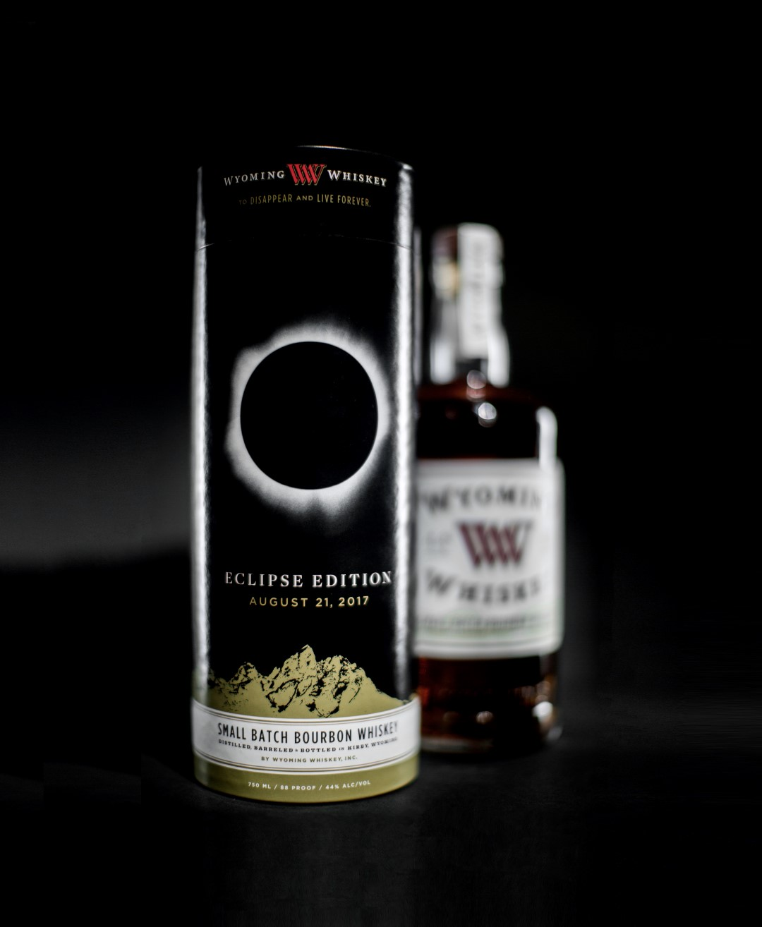 Wyoming Whiskey Eclipse Edition Small Batch Bourbon