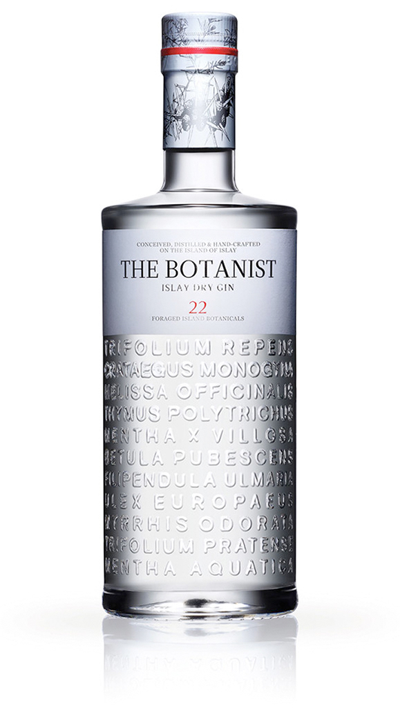 The Botanist Islay Dry Gin (2017)