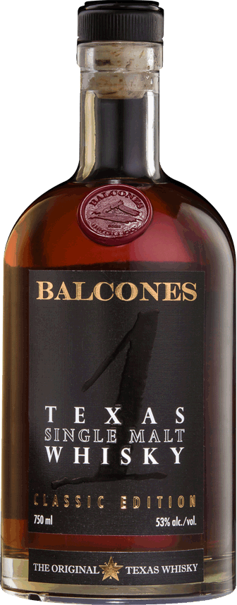 "Balcones ""1"" Texas Single Malt Whisky Classic Edition (2017)"