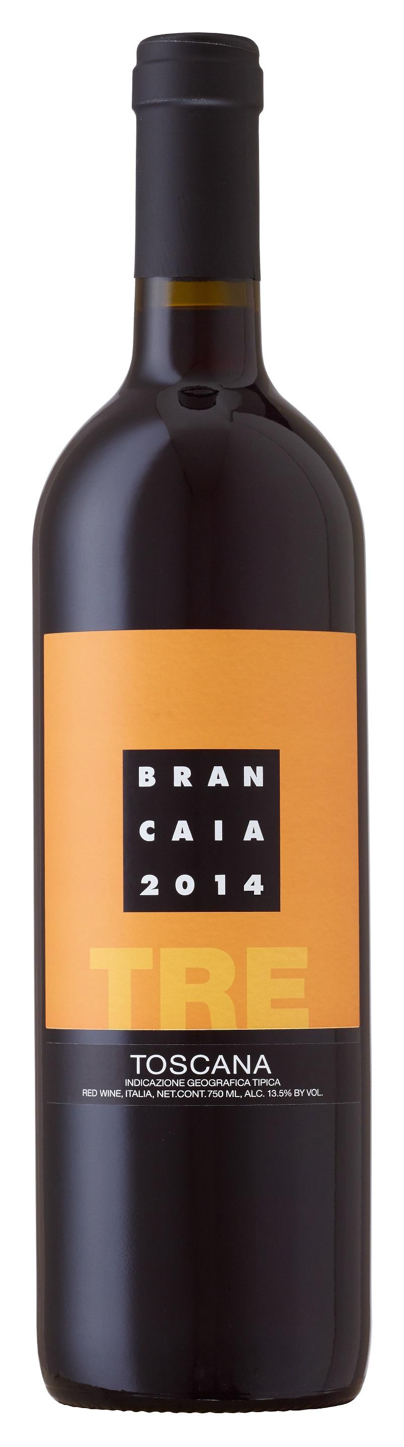 2014 Brancaia Tre Rosso Toscana IGT