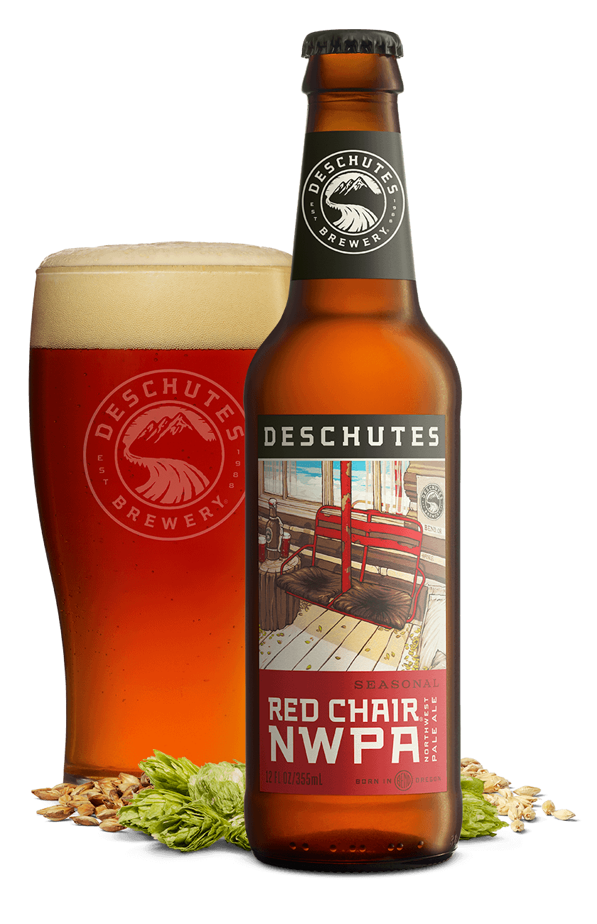 Deschutes Brewery Red Chair NWPA (2017)