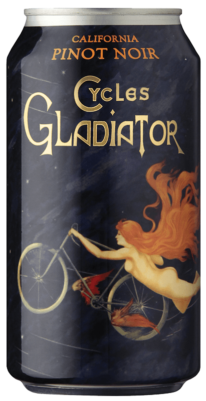 NV Cycles Gladiator Pinot Noir California (can)