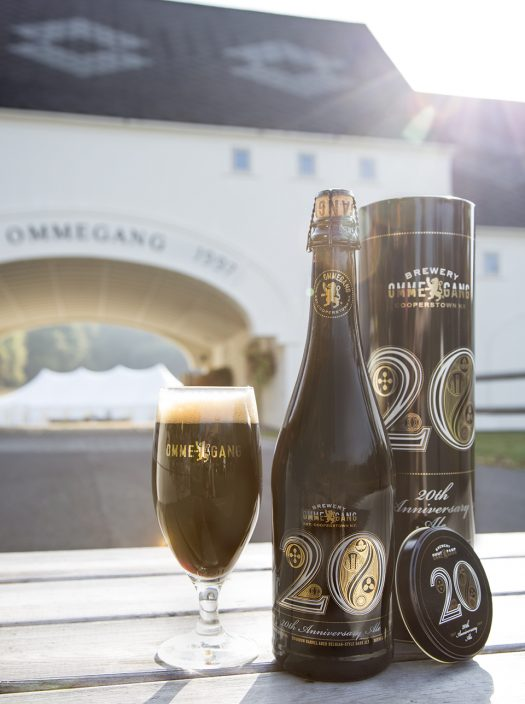 Brewery Ommegang 20th Anniversary Ale