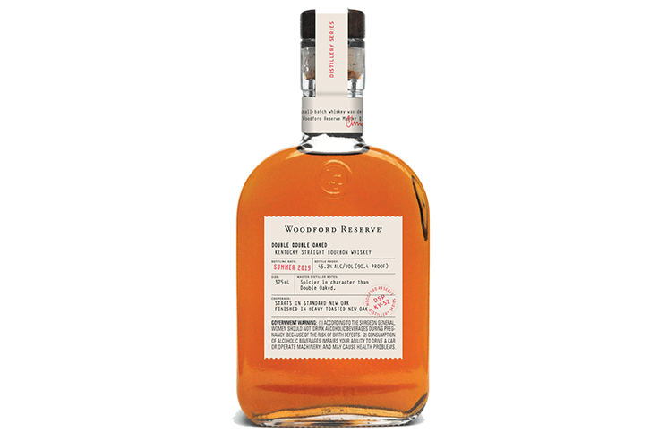 Woodford Reserve Distillery Series Double Double Oaked (2018)