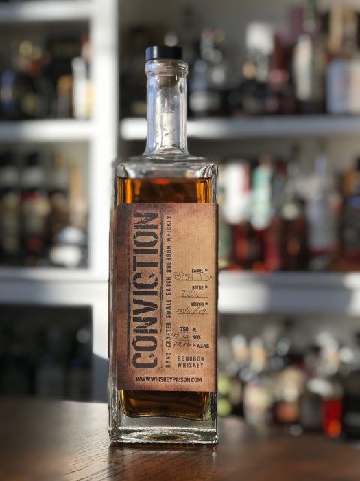 Southern Grace Distilleries Conviction Small Batch Bourbon