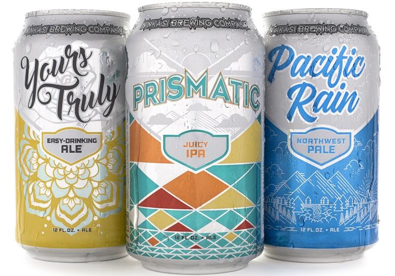 Ninkasi Brewing Co. Prismatic Juicy IPA