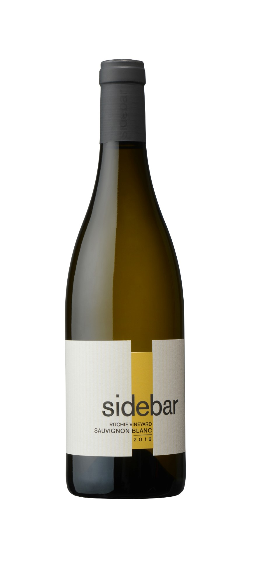 2016 Sidebar Sauvignon Blanc Russian River Valley Ritchie Vineyard