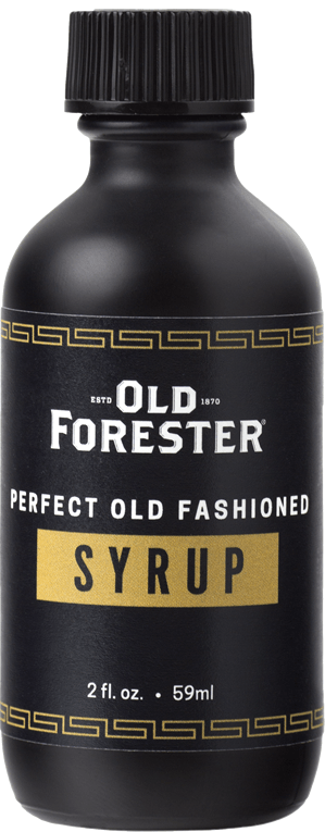 Old Forester Cocktail Provisions Perfect Old Fashioned Syrup