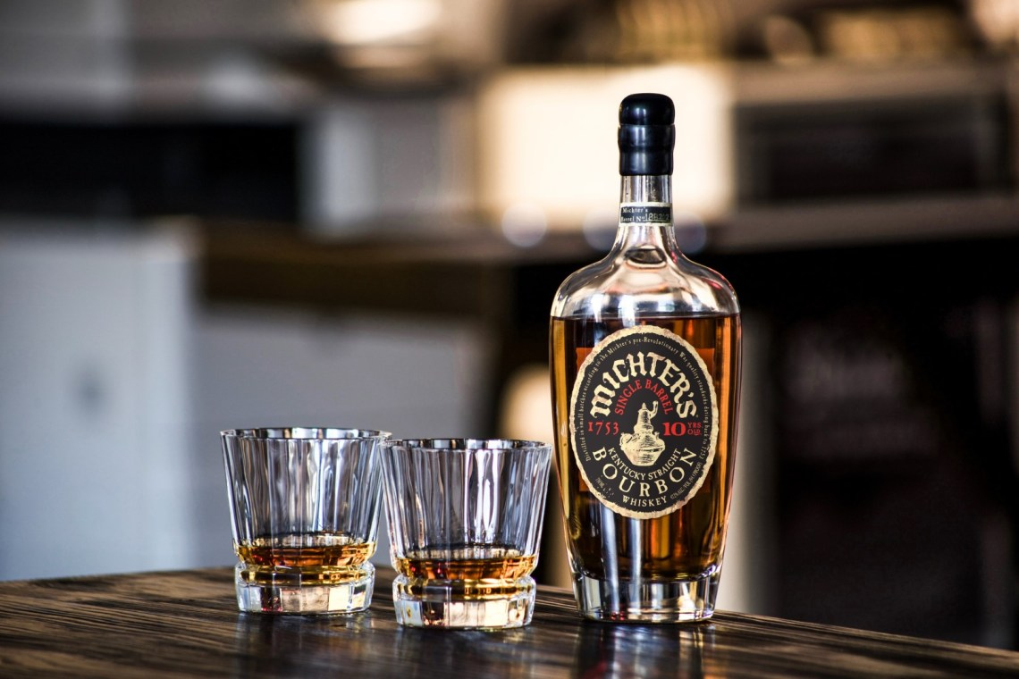 Michter's Single Barrel Bourbon 10 Years Old 2018