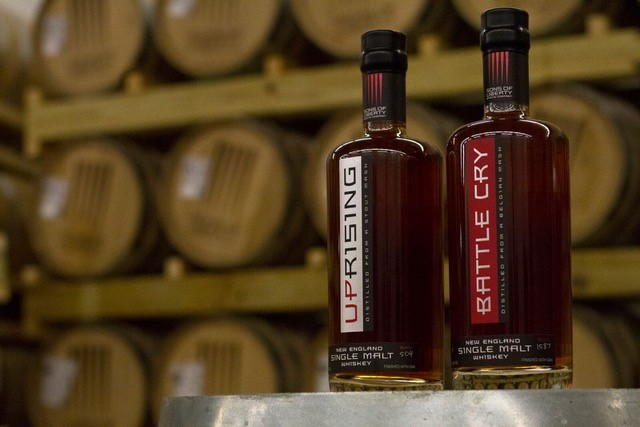 Sons of Liberty Uprising Single Malt Whiskey
